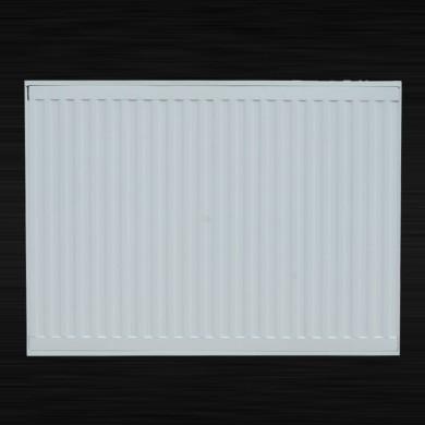铝合金板式散热器